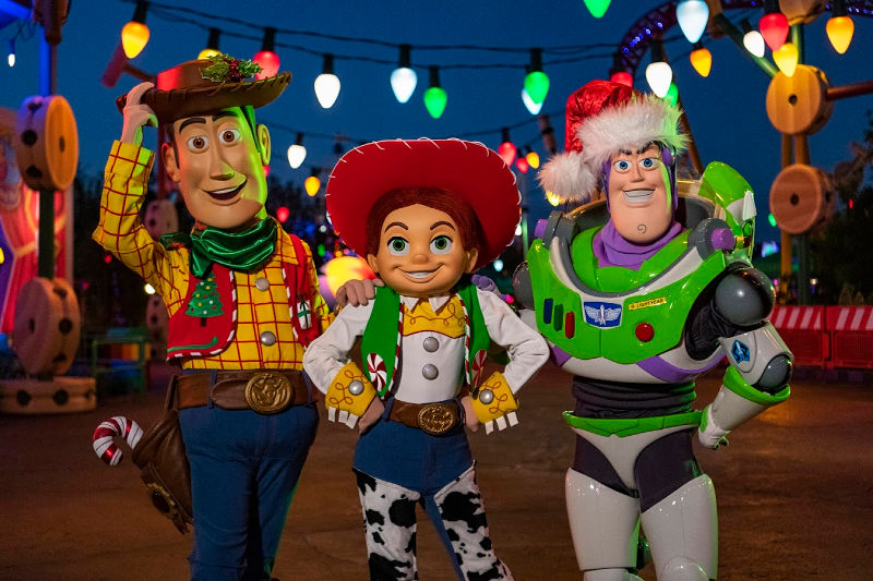 Toy Story Land Holidays | @mamionthego