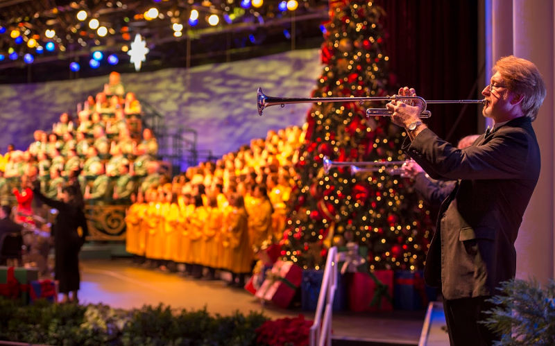 Candlelight Processional | @mamionthego