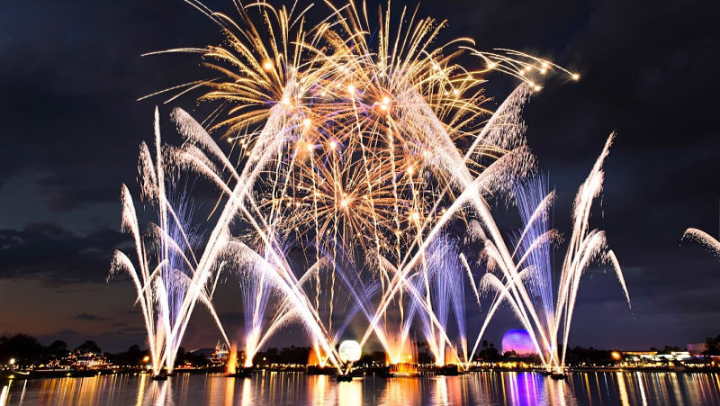 IllumiNations Epcot | @mamionthego